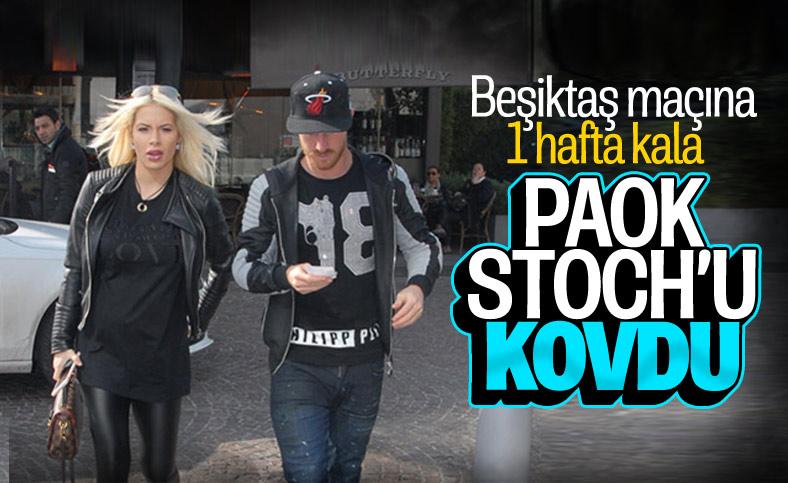 PAOK'ta, Miroslav Stoch ile yollar ayrıldı