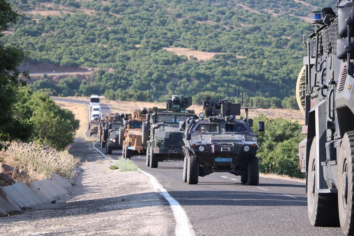 Bingöl de Yıldırım-6 Karacehennem Operasyonu başlatıldı #3