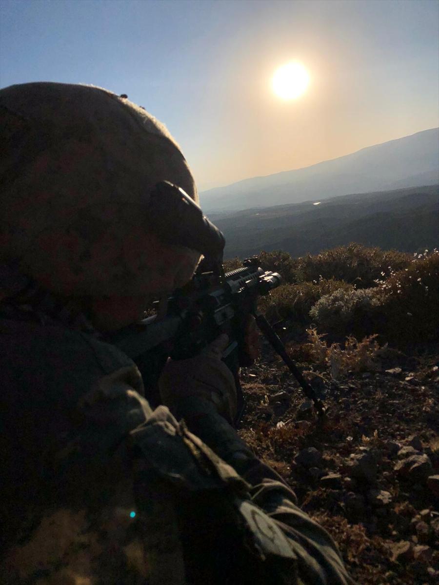 Bingöl de Yıldırım-6 Karacehennem Operasyonu başlatıldı #4