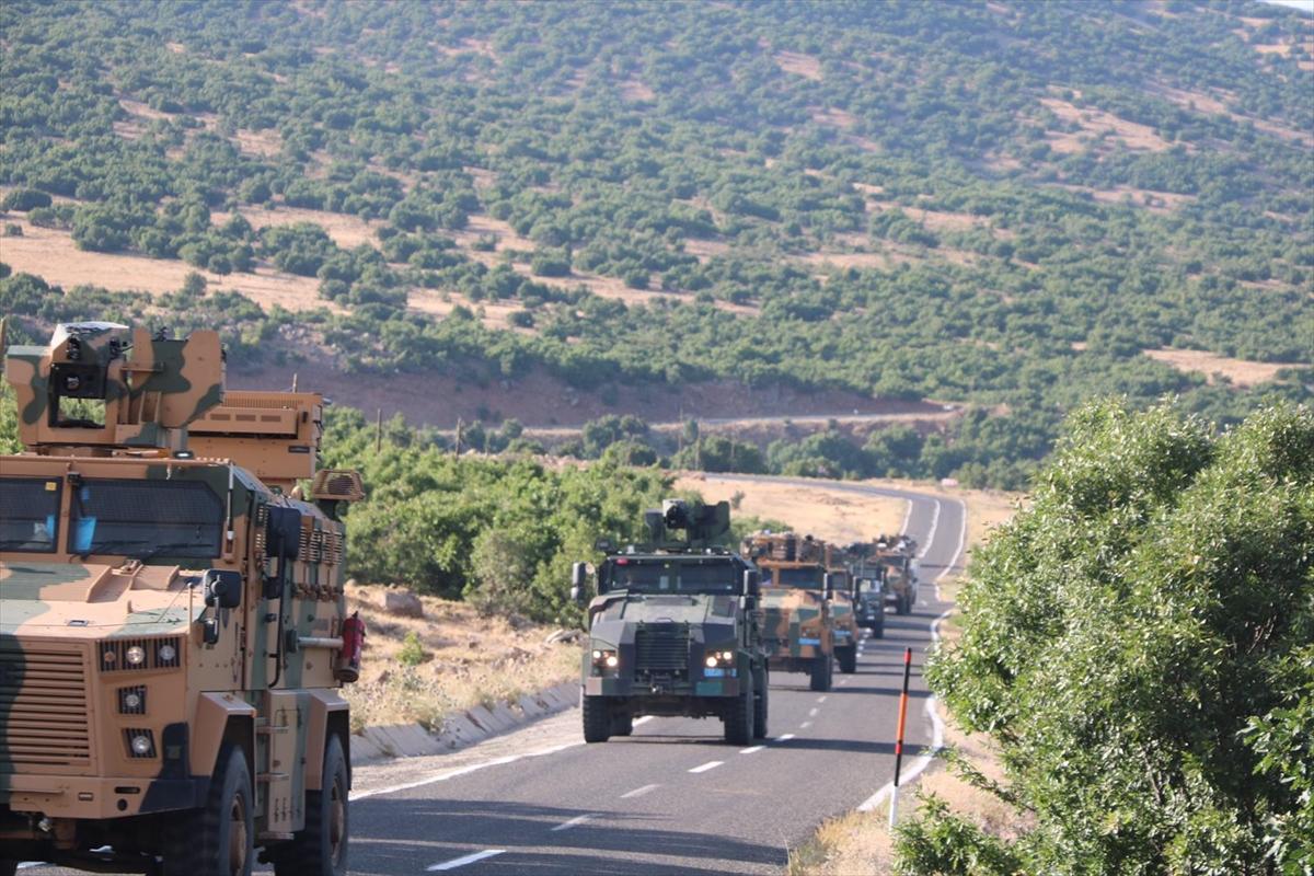 Bingöl de Yıldırım-6 Karacehennem Operasyonu başlatıldı #5