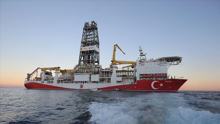 Karadeniz deki Tuna 1 kuyusunda 800 milyar metreküp doğalgaz bulundu #1