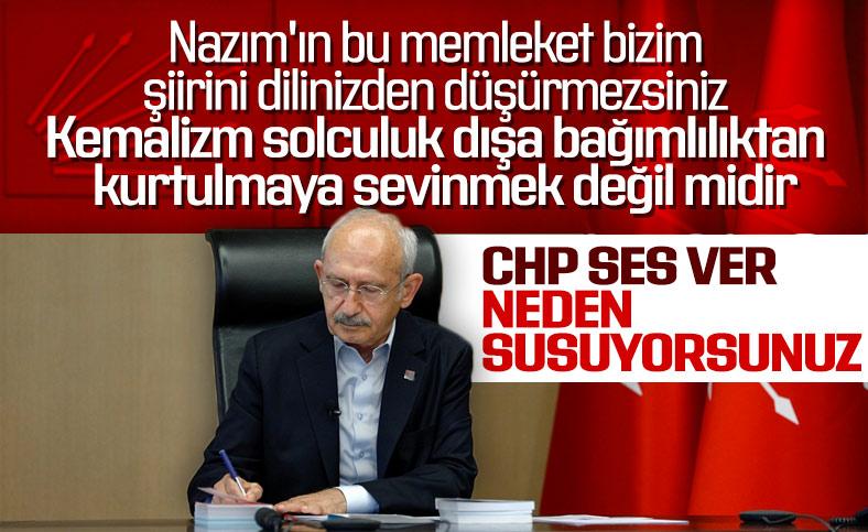Kemal Kılıçdaroğlu'nun doğalgaz sessizliği