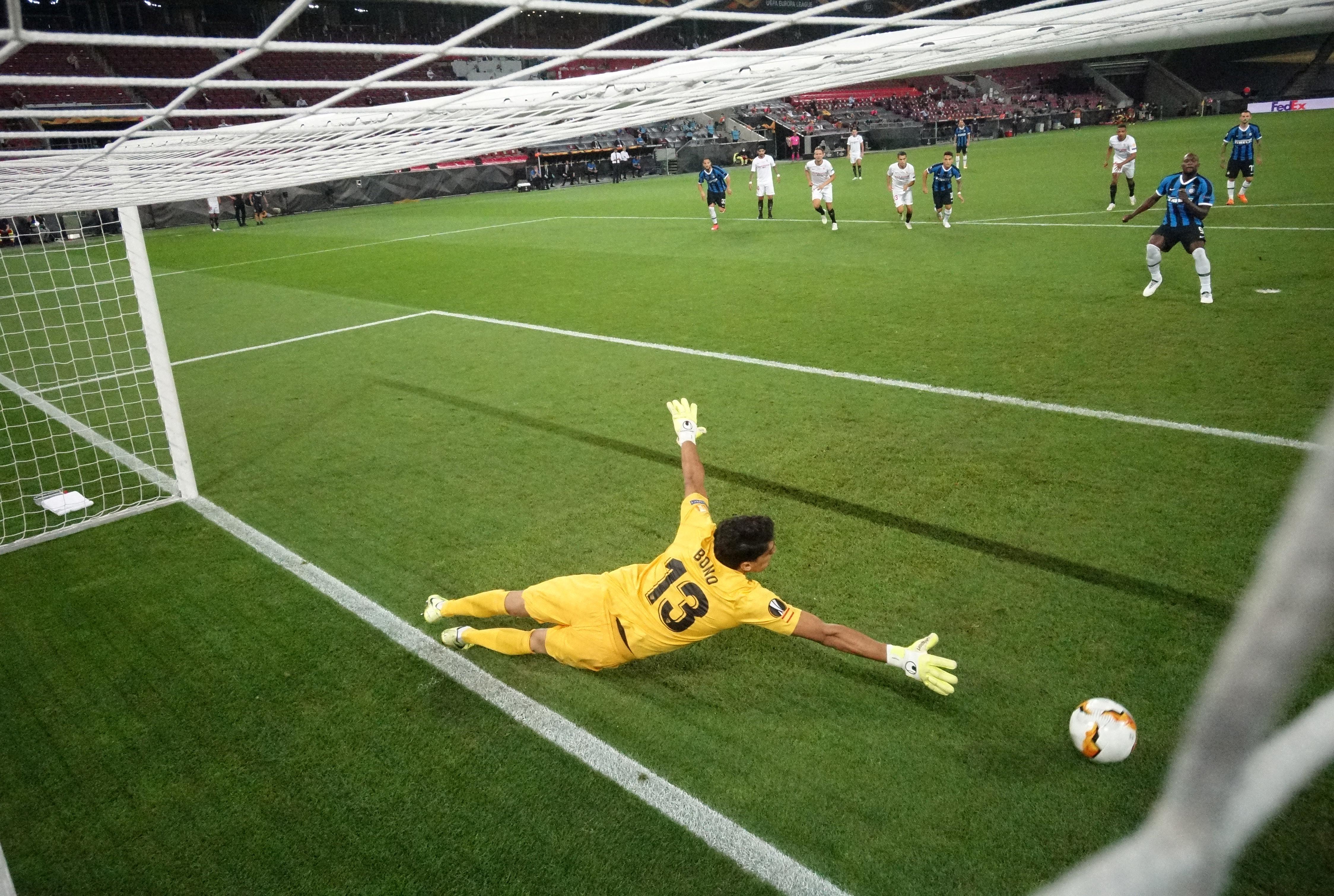 Sevilla 6. kez Avrupa Ligi ni kazandı #1