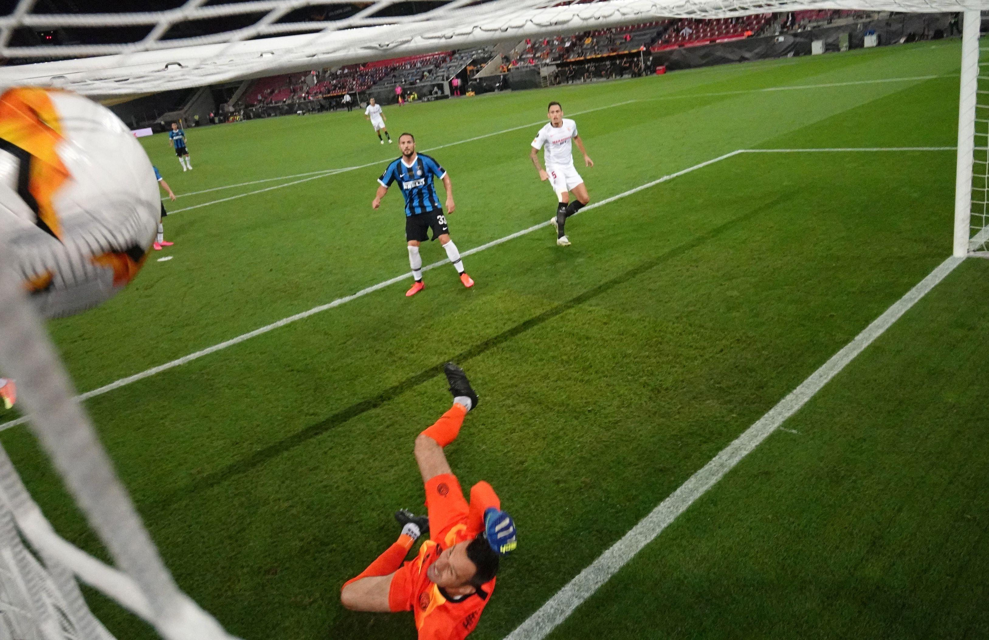 Sevilla 6. kez Avrupa Ligi ni kazandı #2