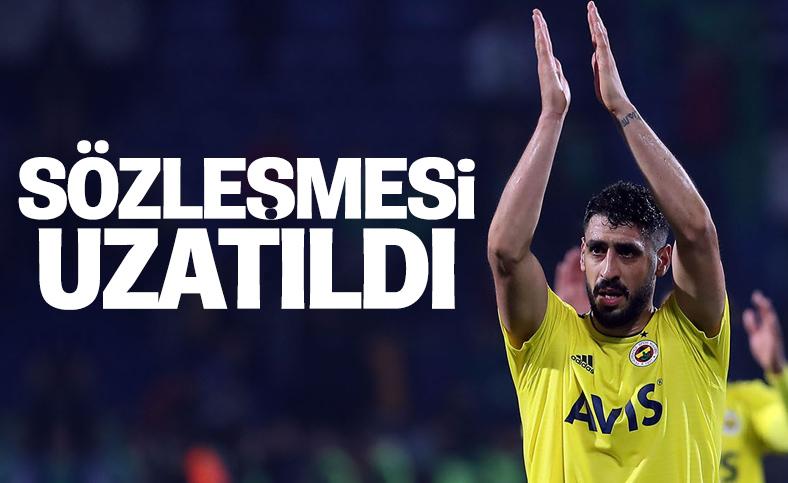 Fenerbahçe, Tolga Ciğerci ile sözleşme uzattı