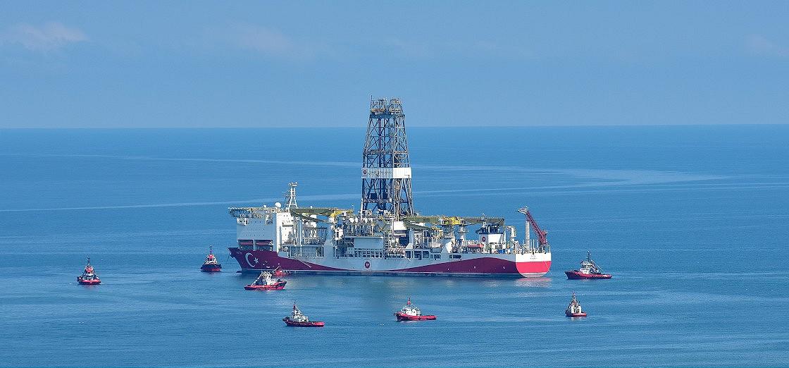 Türkiye nin denizlerdeki enerji filosu #2