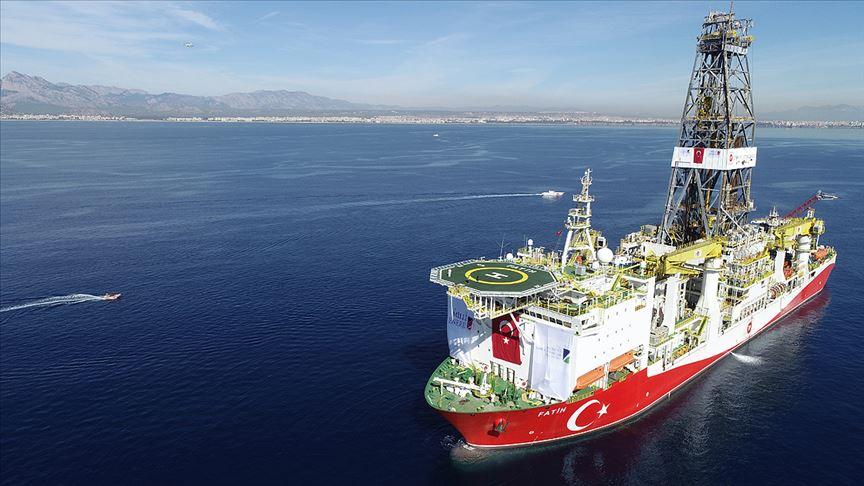 Türkiye nin denizlerdeki enerji filosu #4