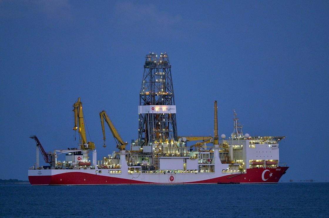 Türkiye nin denizlerdeki enerji filosu #3