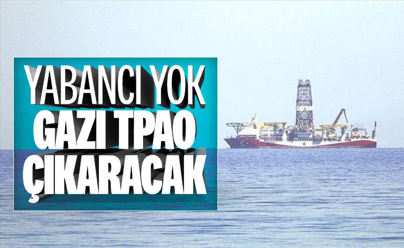 Karadeniz'de bulunan gaz milli imkanlarla çıkarılacak
