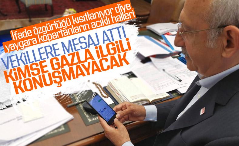 CHP'de milletvekillerine müjde uyarısı: Sessiz kalın