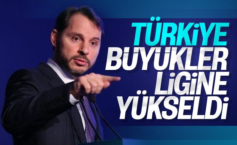 Berat Albayrak, Karadeniz'de bulunan doğalgazın önemini anlattı