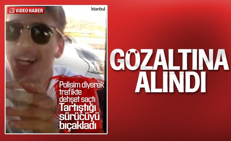 Bıçaklı saldırgan Muhammed Enes Uysal İstanbul'da yakalandı