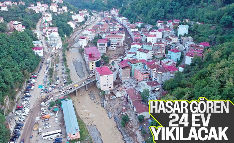 Çevre ve Şehircilik Bakanı Murat Kurum: Amacımız yaraları hızlıca sarmak