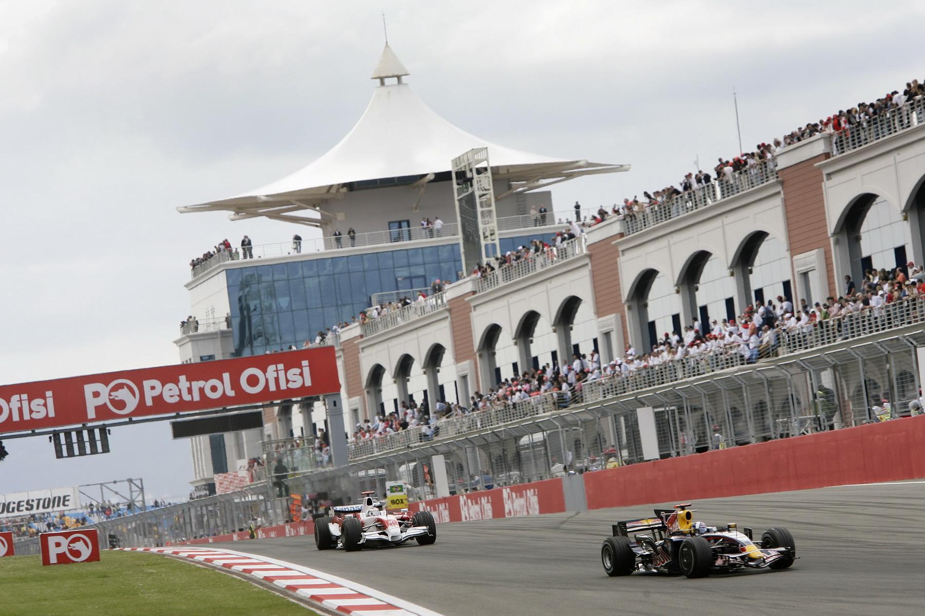 Formula 1, İstanbul a geri döndü #3