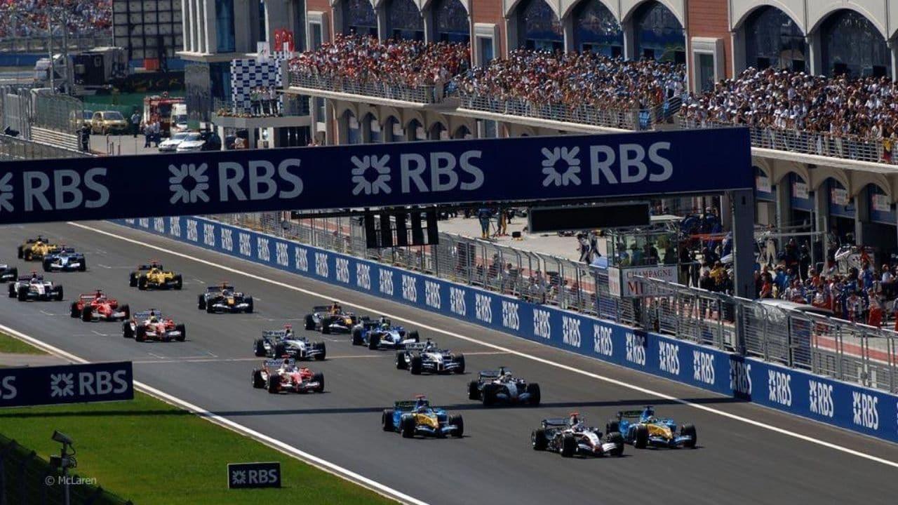 Formula 1, İstanbul a geri döndü #2