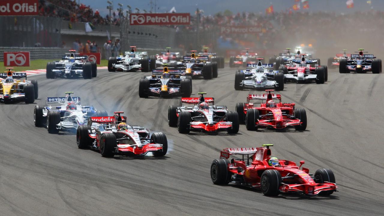 Formula 1, İstanbul a geri döndü #4