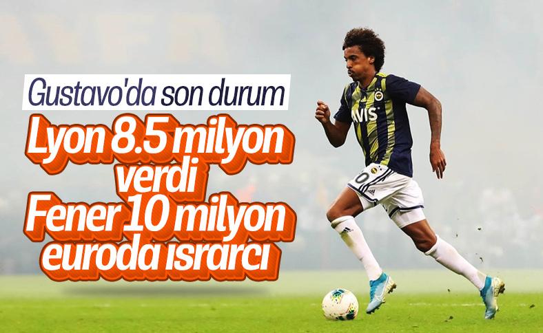 Lyon, Luiz Gustavo'ya 8.5 milyon euro verdi