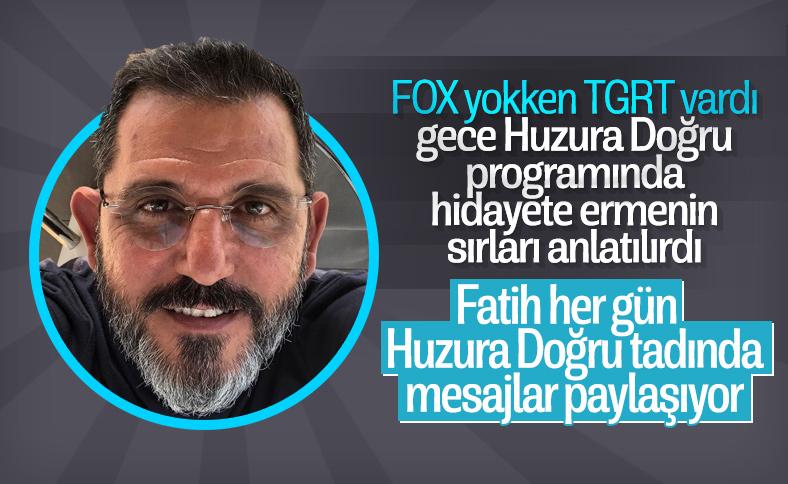 Fatih Portakal'ın emeklilik sonrası paylaşımları