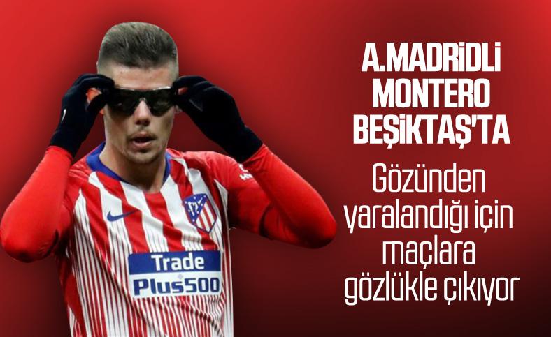 Beşiktaş, Francisco Montero'yu kiraladı