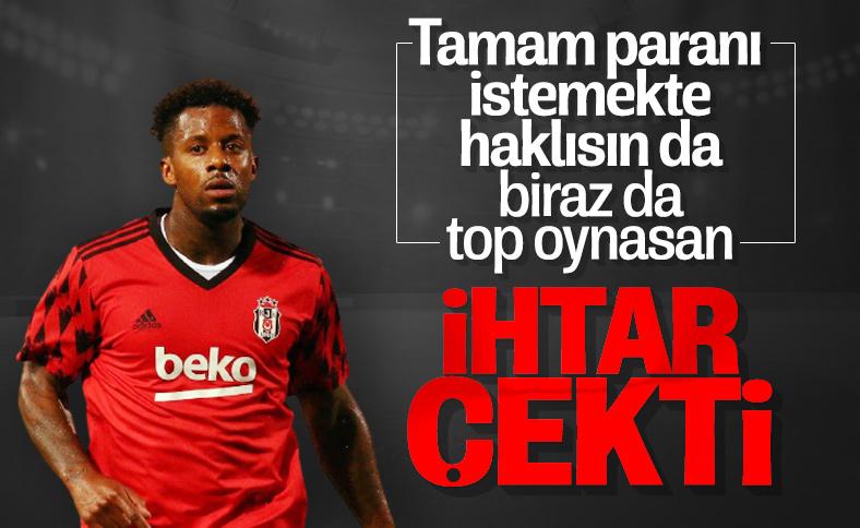 Beşiktaş kulübe ihtar çeken Lens ile görüşecek