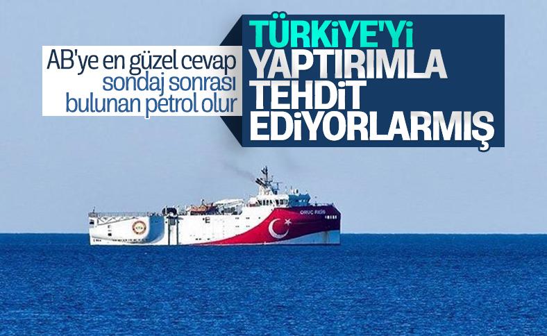 AB Türkiye'yi yaptırım uygulamakla tehdit etti