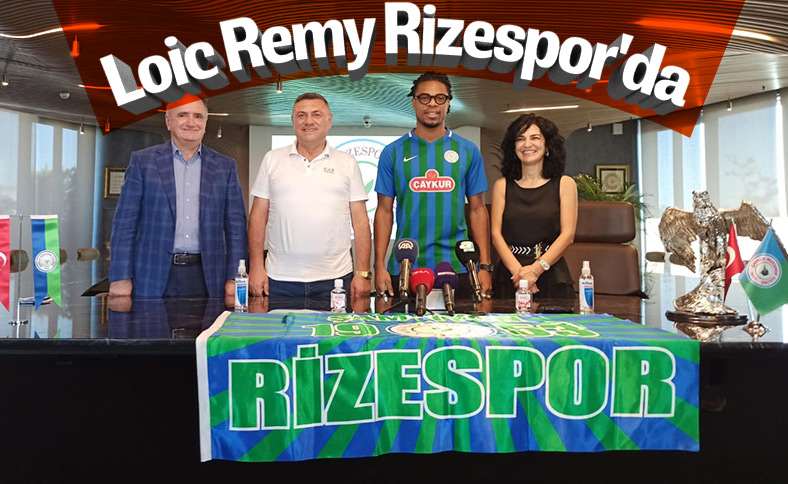 Loic Remy, Rizespor'da