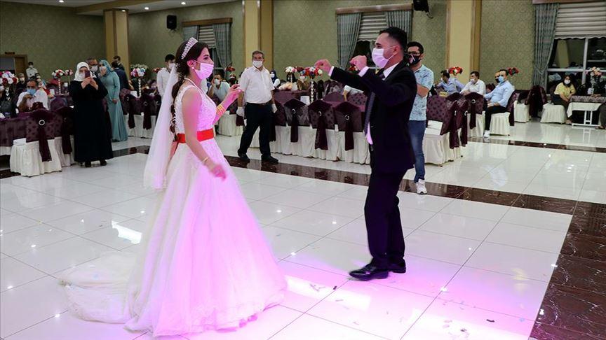 Aydın da, düğünlerde yalnızca gelin ve damat oynayacak #1