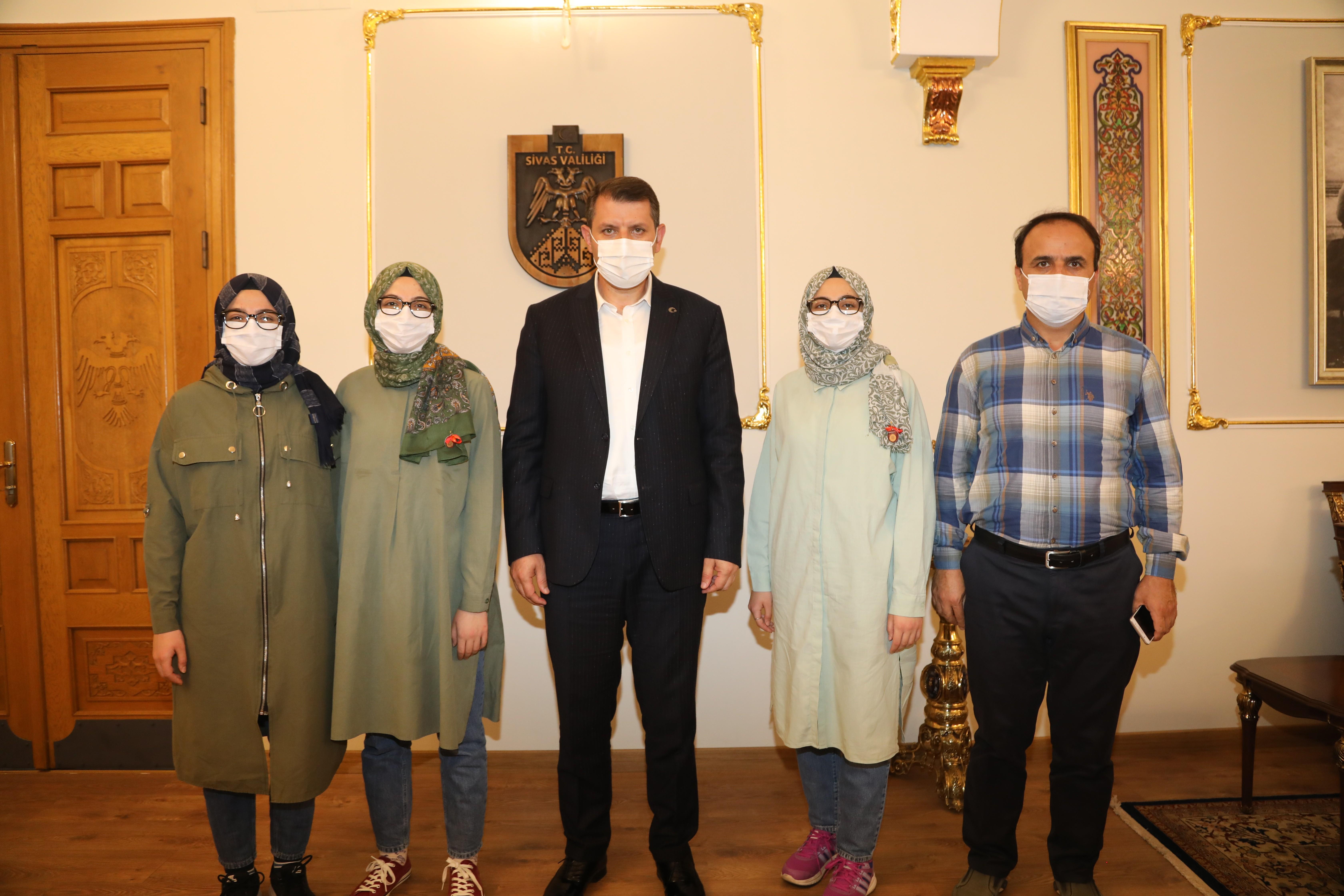 Sivas ta üçüz kardeşler tıp fakültesini kazandı #3