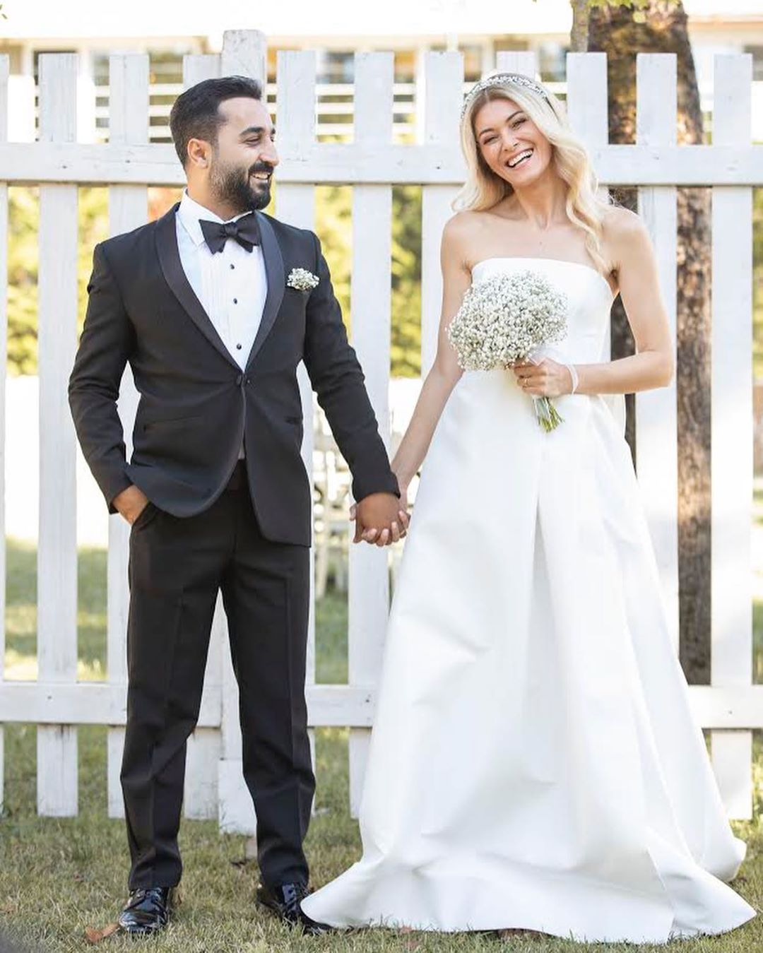 Onur Buldu ile Duygu Koz un erteledikleri düğün gerçekleşti #2
