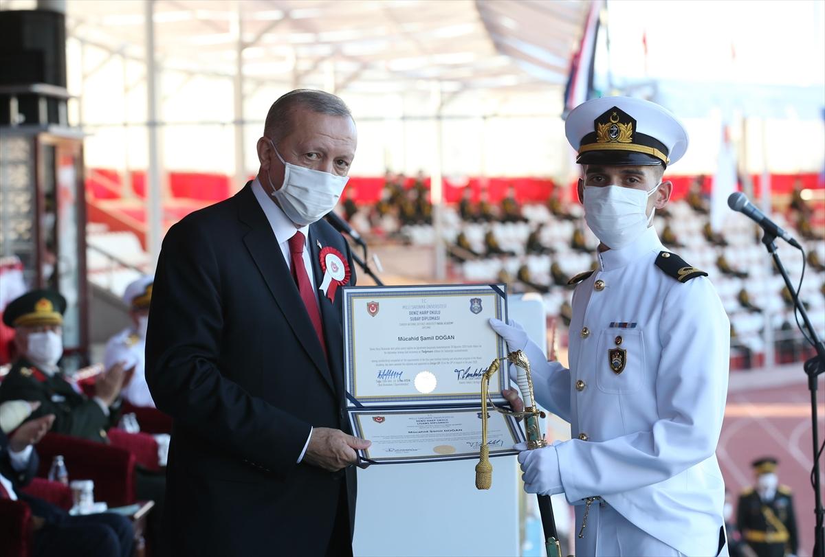 Cumhurbaşkanı Erdoğan: Maruz kaldığımız her saldırı mücadelemizi perçinledi  #6