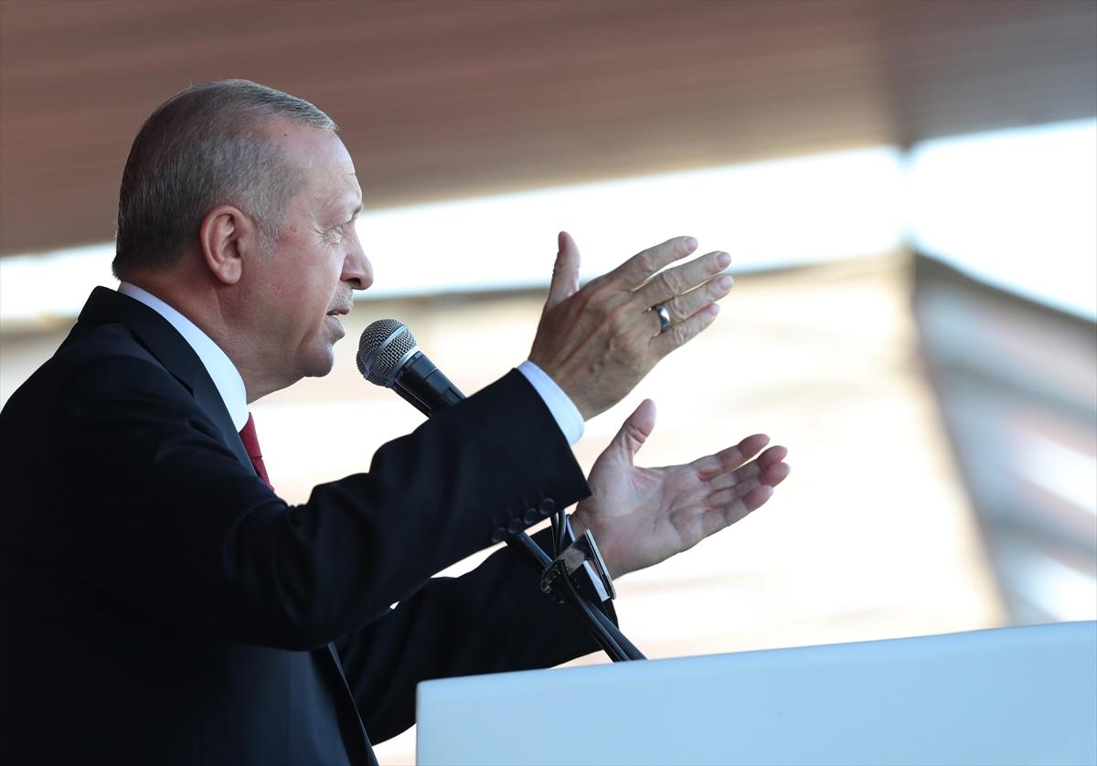 Cumhurbaşkanı Erdoğan: Maruz kaldığımız her saldırı mücadelemizi perçinledi  #2