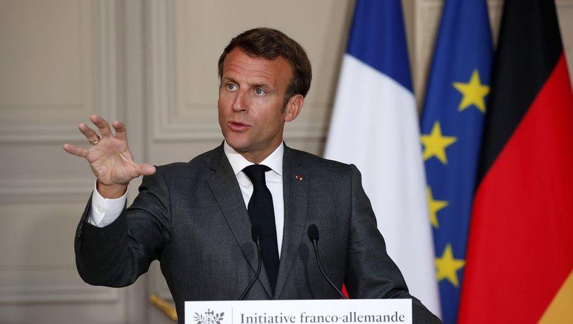 Macron: Akdeniz e donanmanın tümünü yollamadık #1