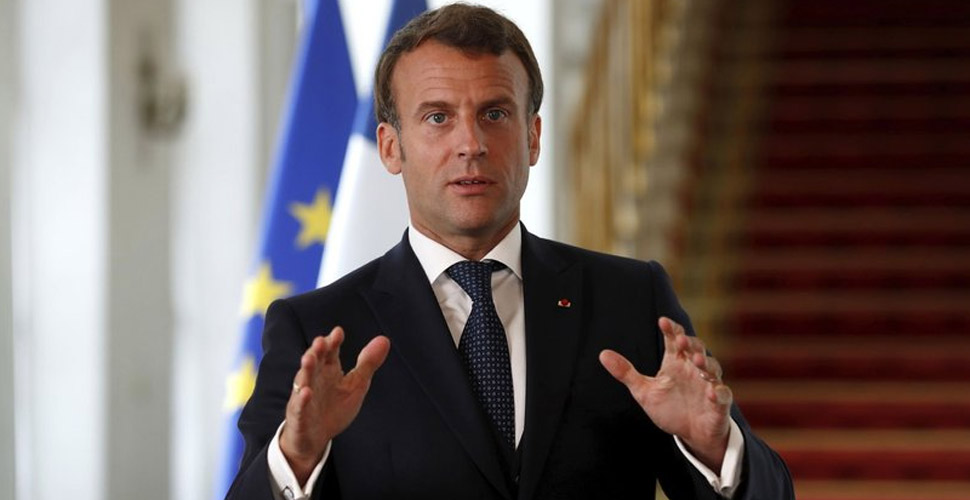 Macron: Akdeniz e donanmanın tümünü yollamadık #2