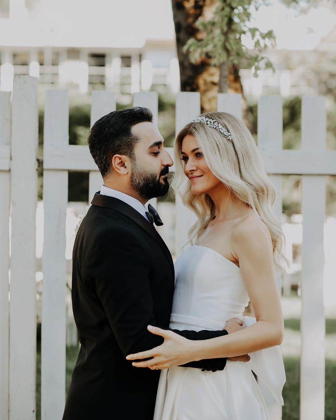 Onur Buldu ile Duygu Koz un erteledikleri düğün gerçekleşti #1