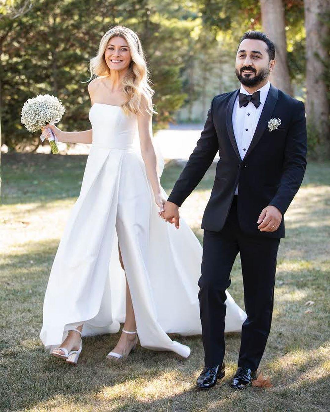 Onur Buldu ile Duygu Koz un erteledikleri düğün gerçekleşti #3