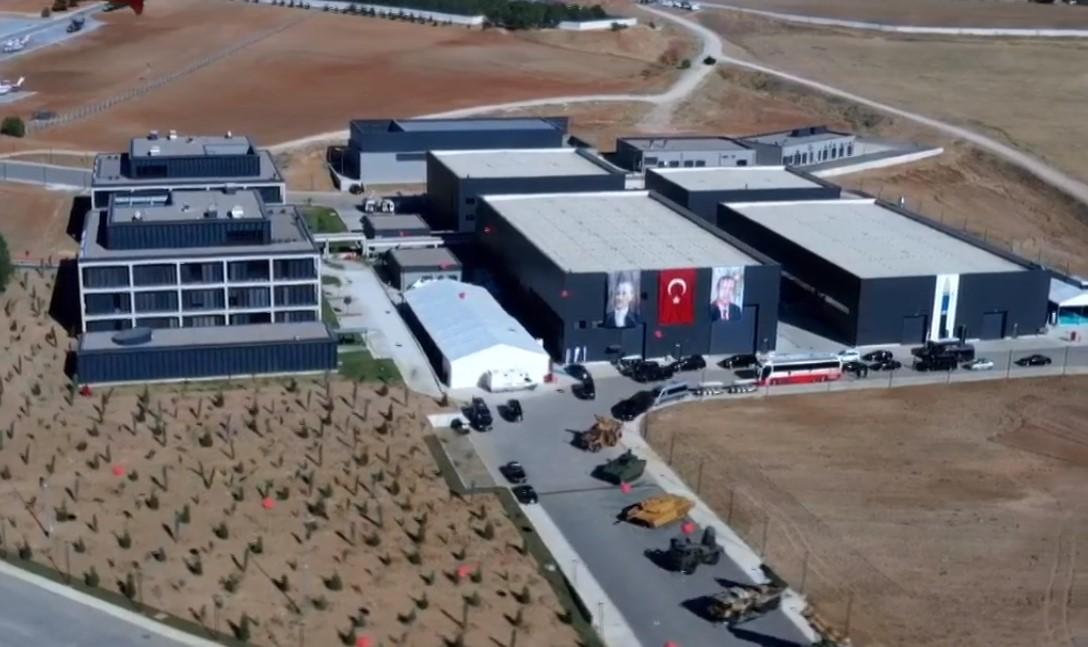 Roketsan ın yeni merkezi hizmete açıldı #1