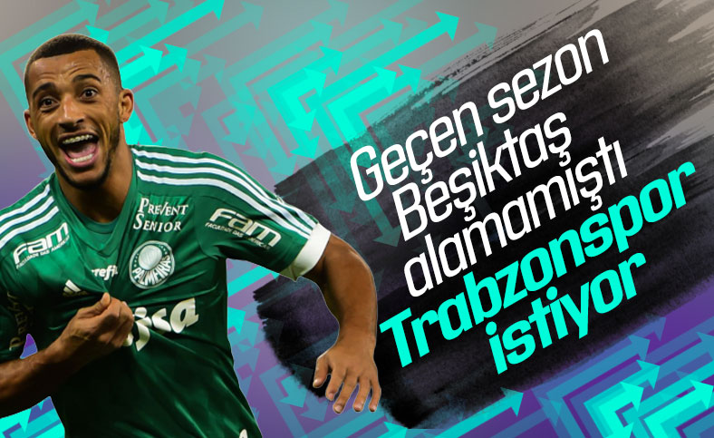 Trabzonspor'un hedefi Vitor Hugo