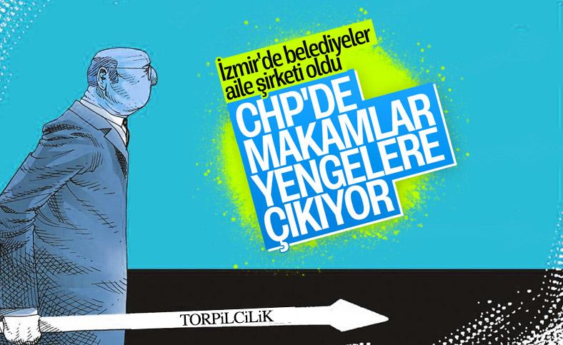 İzmir'de CHP'li belediyelerin torpili devam ediyor