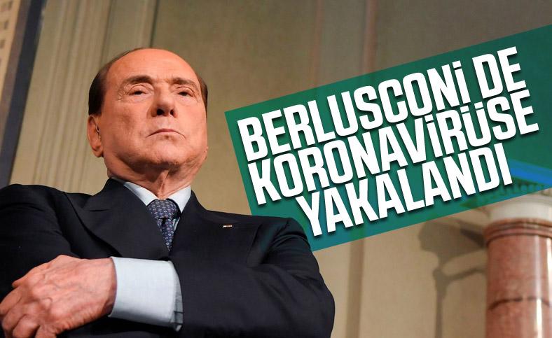 Eski İtalya Başbakanı Silvio Berlusconi'nin koronavirüs testi pozitif çıktı