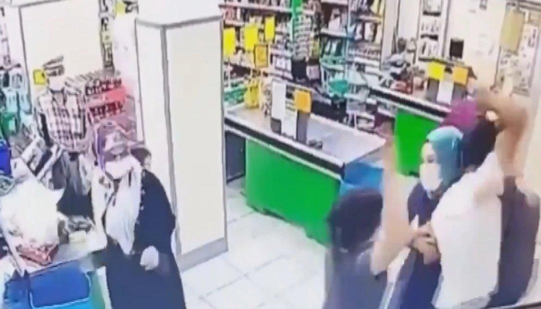 Sancaktepe de market çalışanına saldıran şahıs serbest kaldı #2