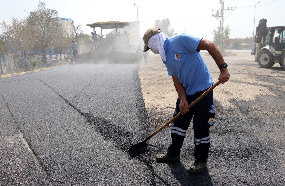 Adana da 91 yılın en sıcak eylül ayı #2