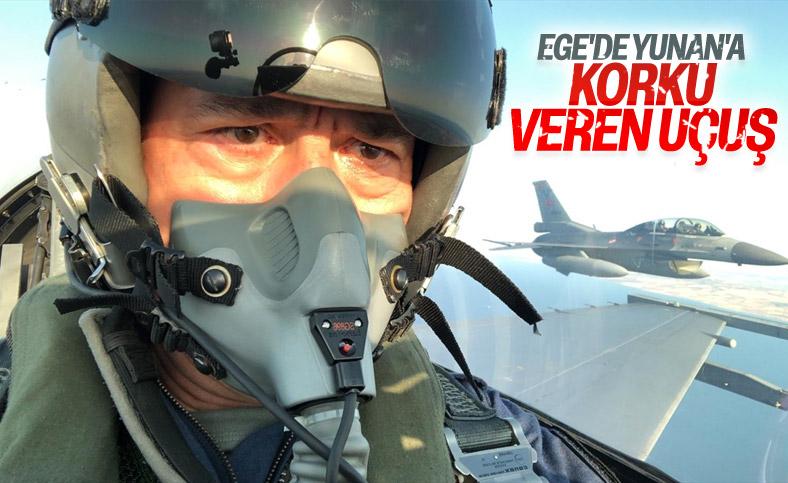 Milli Savunma Bakanı Hulusi Akar, yeni uçuş eğitim yılını uçuşla açtı