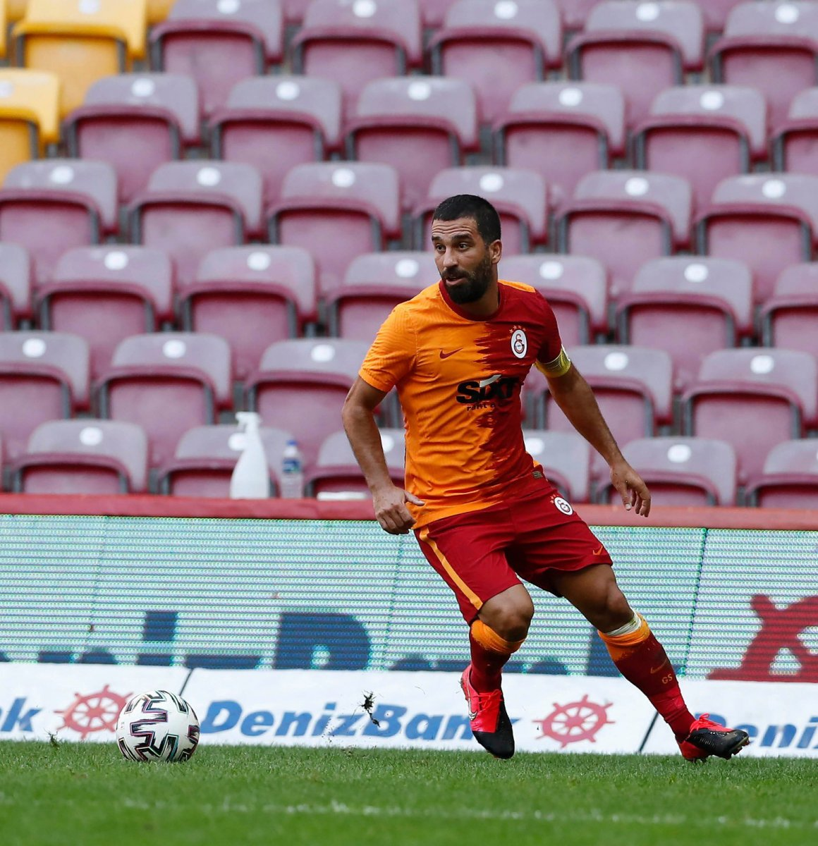 Arda Turan, Galatasaray a golle döndü  #1
