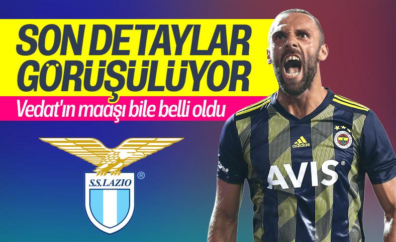 Lazio, Vedat Muriç için bir teklif daha yaptı