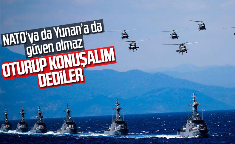 Stoltenberg: Türkiye ve Yunanistan teknik görüşme yapma kararı aldı