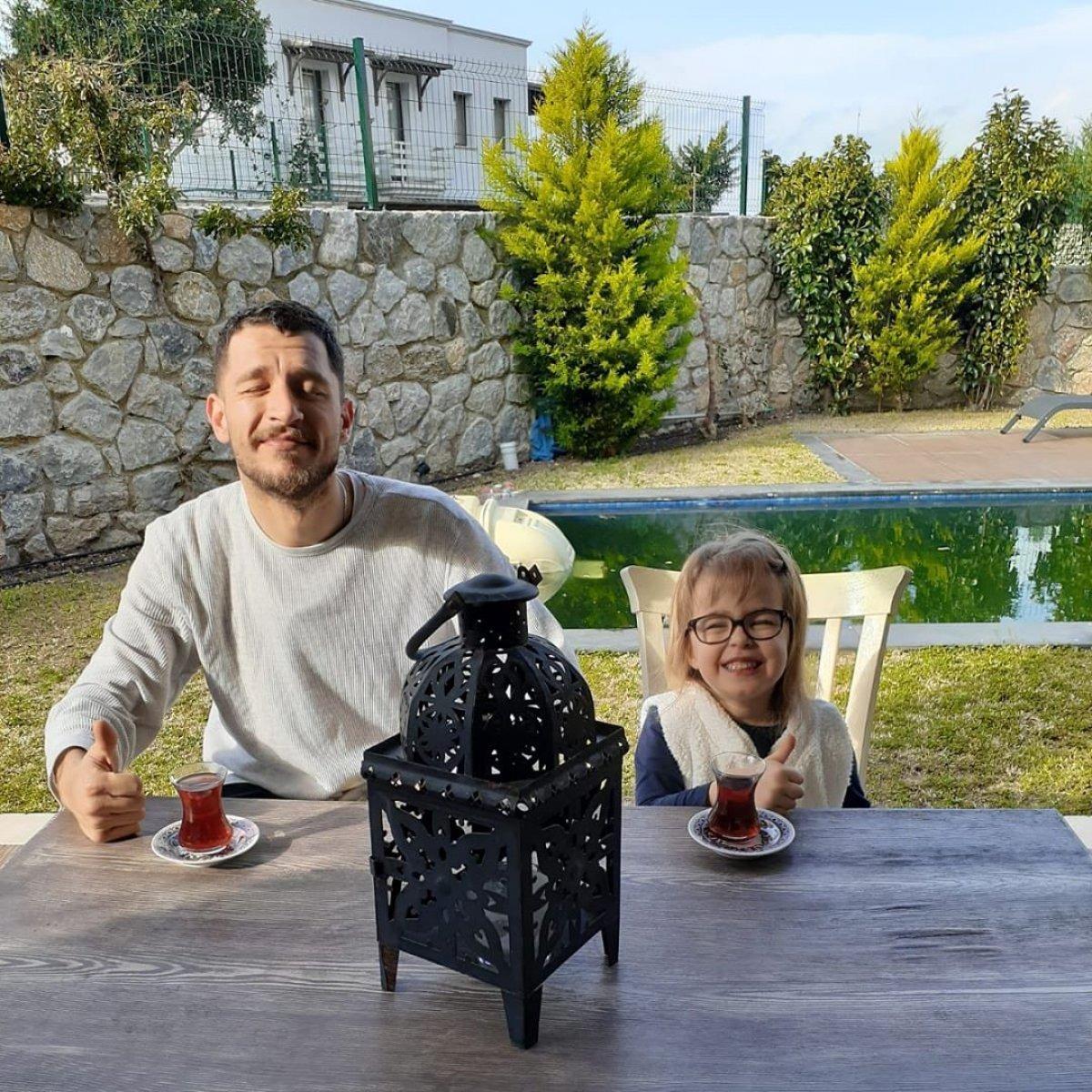 Uraz Kaygılaroğlu, kızına anlattığı masalı değiştirdi #2