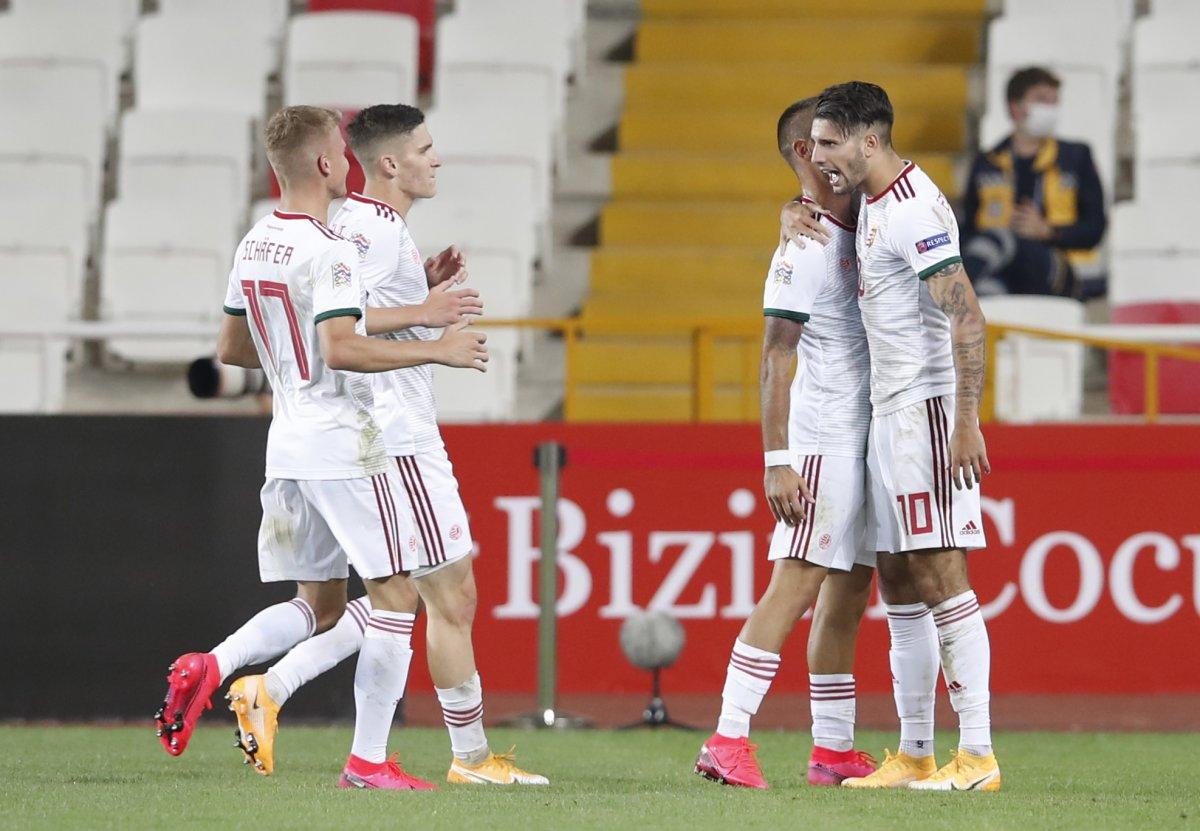 Türkiye, UEFA Uluslar Ligi ilk maçında Macaristan a yenildi #6