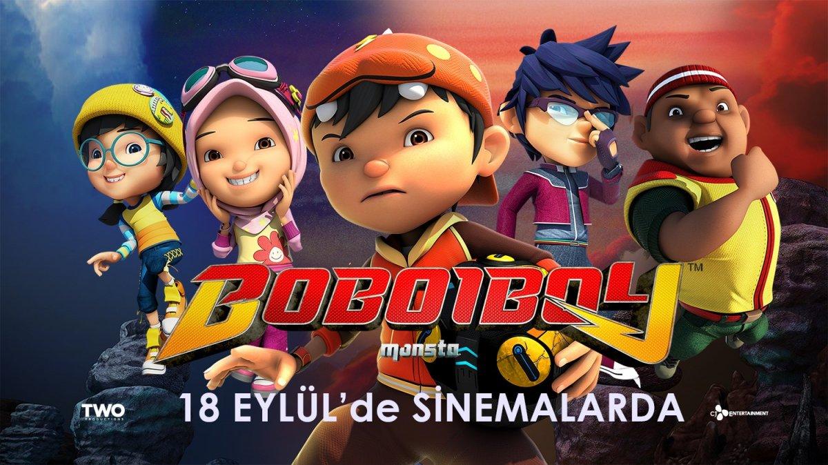 Animasyon dünyasının ilk başörtülü süper kahramanı Yaya, BoBoiBoy ile sinemalarda #2