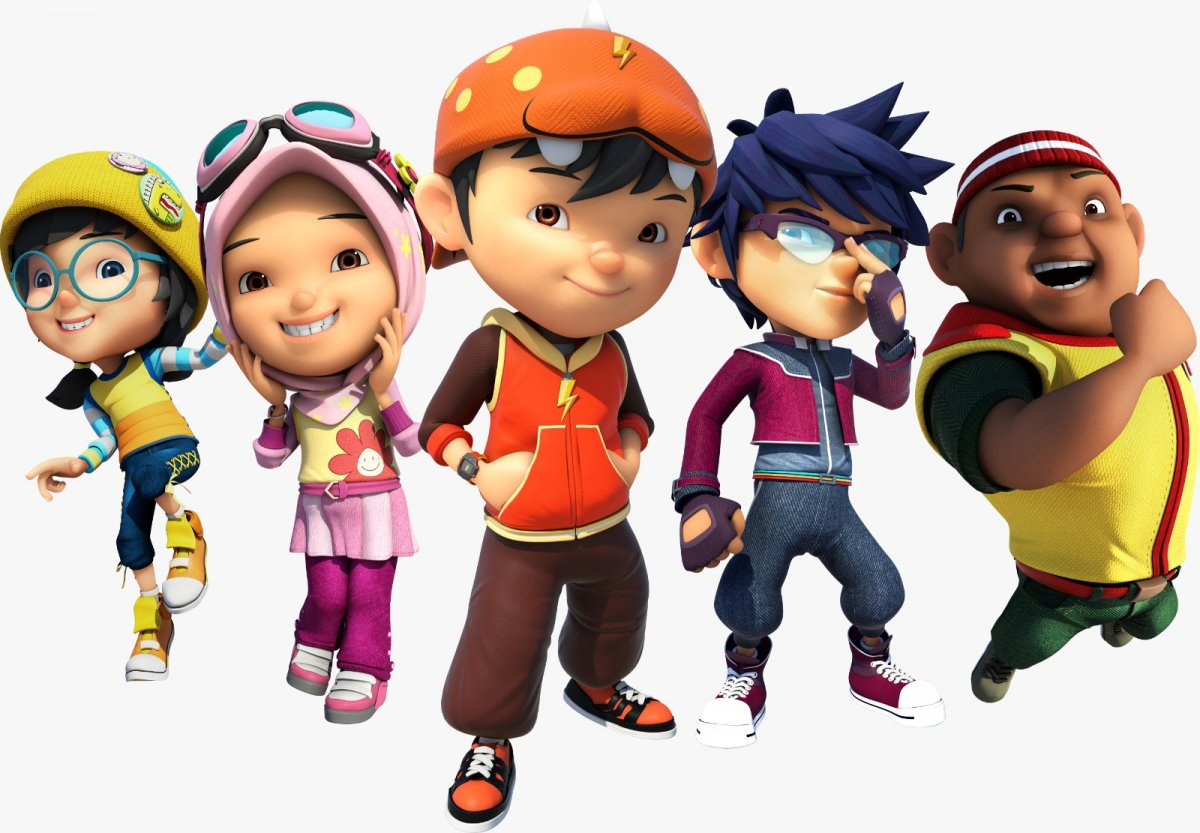 Animasyon dünyasının ilk başörtülü süper kahramanı Yaya, BoBoiBoy ile sinemalarda #1