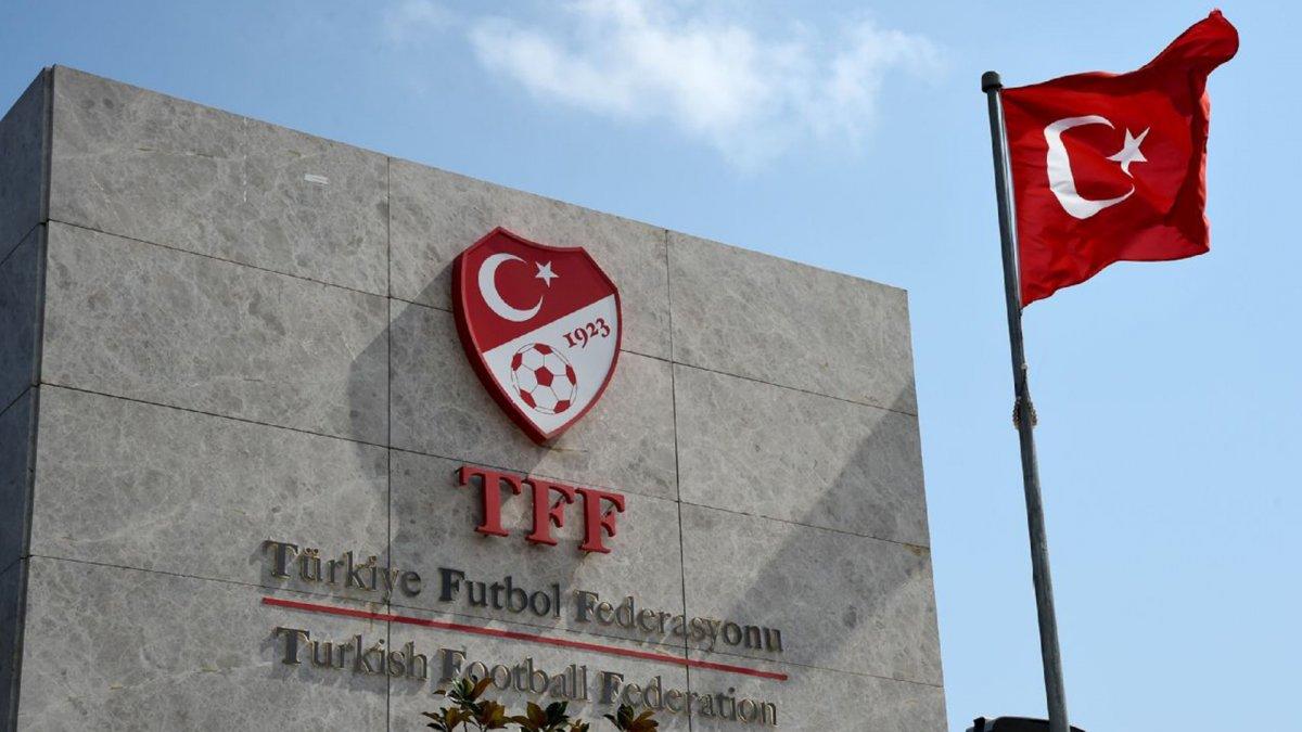 TFF, transferde  vergi borcu  şartını kaldırdı #1